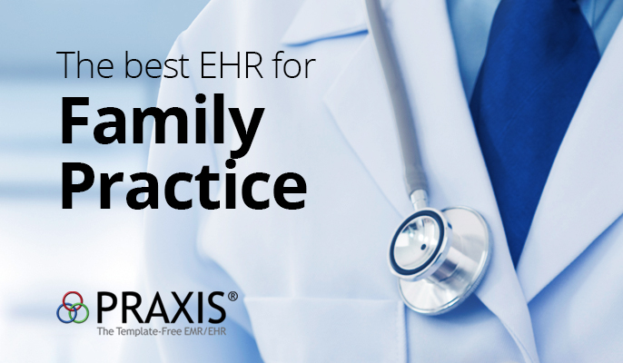 The best EHR for Family Practice
